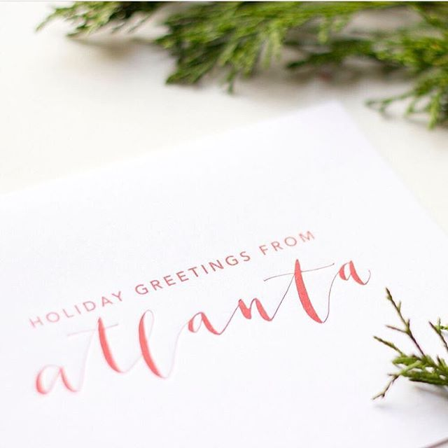 Thanksgiving + Black Friday + Small Business Saturday + Cyber Monday + Giving Tuesday = we're having a sale. ALL HOLIDAY IS 50% OFF for all of the days (or, through Giving Tuesday). Need holiday cards (or stamps or fun liners!)? ✔️ Gifts? ✔️ Some goods for yourself? ✔️✔️ Visit the shop (link in profile) + enter code GRATEFUL at checkout to receive 50% off anything + everything in our holiday section. Happy shopping! 🎉