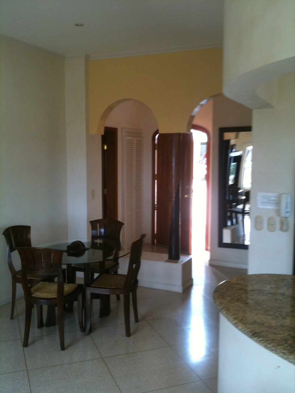 LIving room to front door.JPG