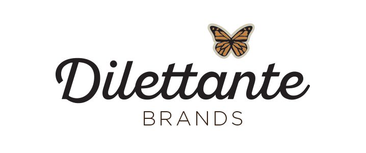 Dilettante Brands - Brand Identity & Packaging Design