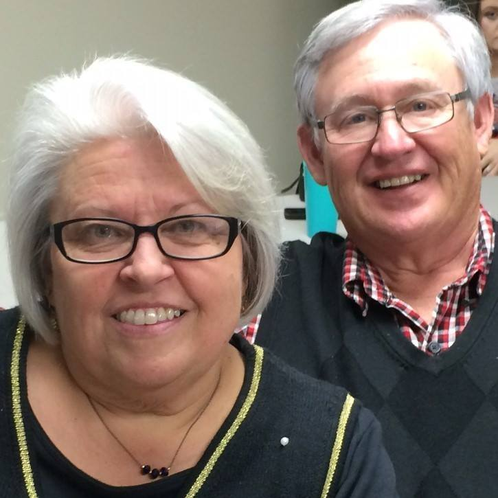 Reed & Barb Brock -- Annville, KY Work to reach people by providing meals and activities for families through Sunday school, worship and Bible study at Annville UMC.