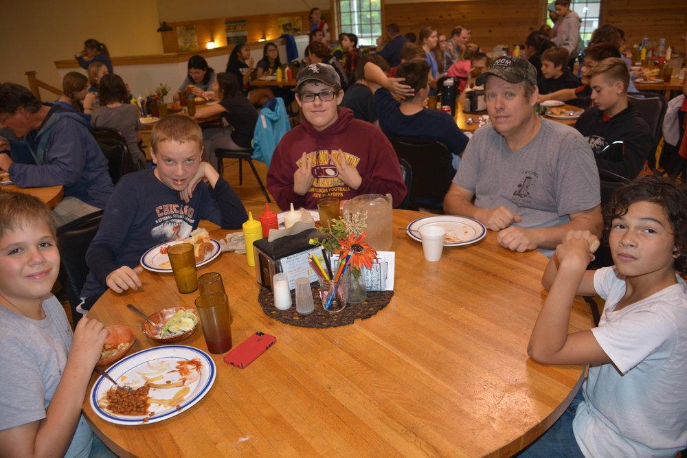 Middle School Serve 2017