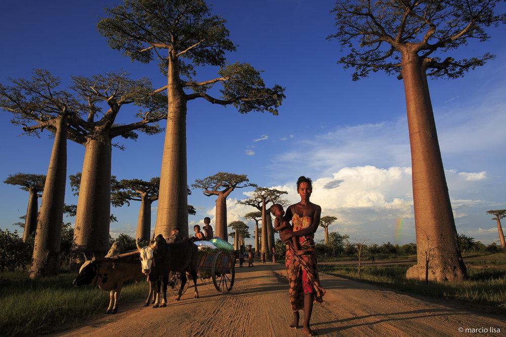 Turismo em Madagascar