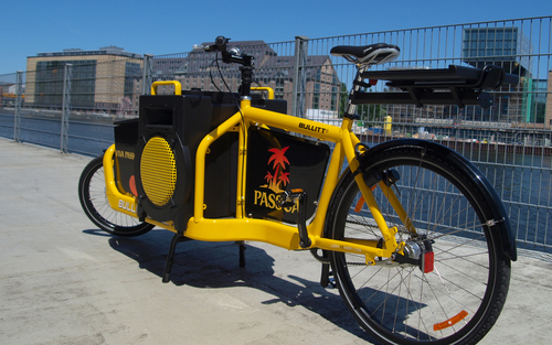 The Passoa Soundbike / 2010