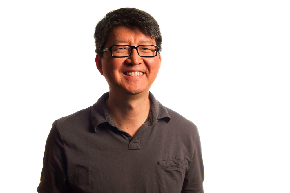 Sung Park, workshop co-director