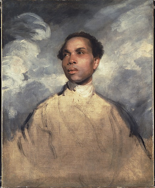 """Portrait of a Young Man"" (ca. 1770), by Sir Joshua Reynolds. Photo by Hickey Robertson, Houston. The Menil Collection, Houston, Texas."