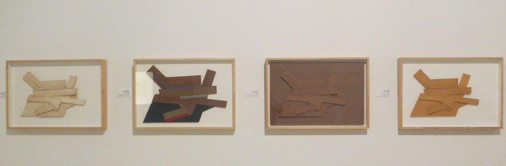 Maquettes for Odelsk (1971-1974).