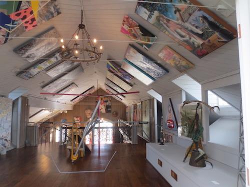 mezzanine in Residence Gallery