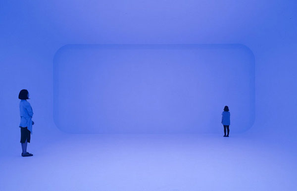 """Ganzfeld, Amdo"" (2013), by James Turrell. The Museum San, Oak Valley, Wonju, South Korea . Source: http://www.museumsan.org"