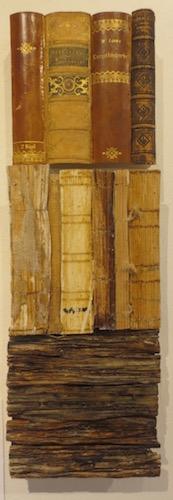 """Disintegration,"" by Sandi Miot. Marin MOCA, Novato, CA."