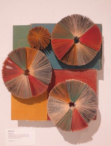 """""""Rotations,"""" by Kerith Lisi. Marin MOCA, Novato, CA."""