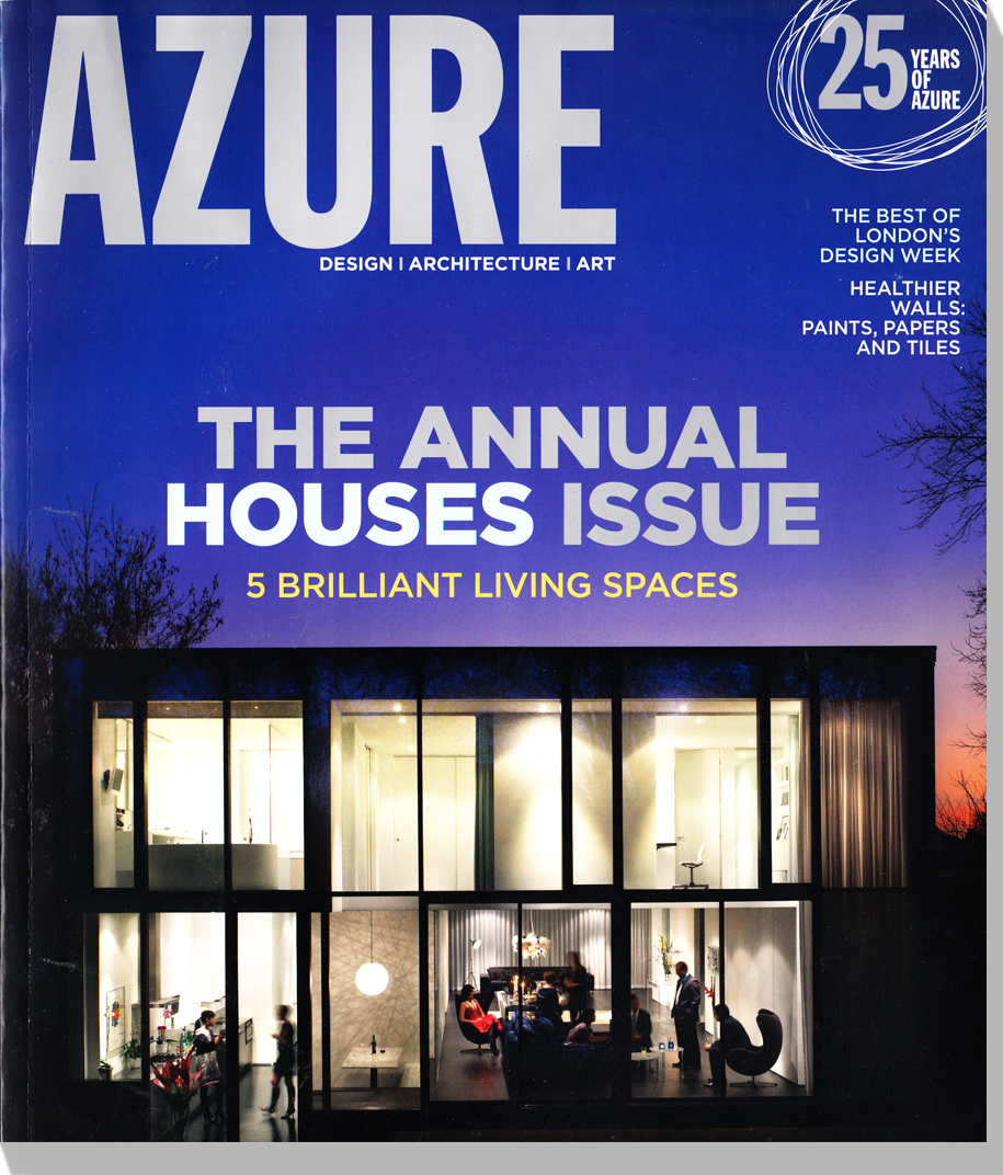 AZURE MAGAZINE, JAN-FEB 2010
