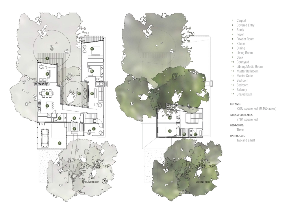 Work tree house matt fajkus architecture sustainable for Architecture and design tree house