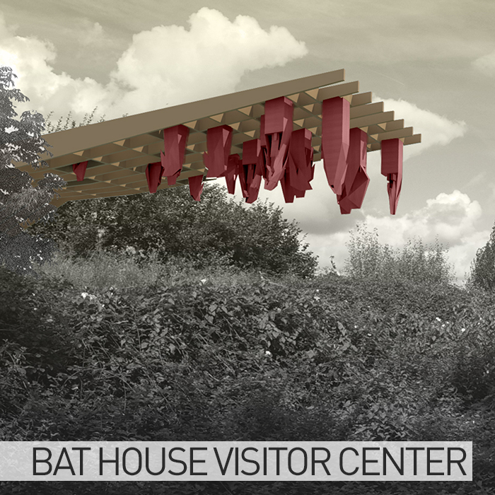 Bat House Visitor Center