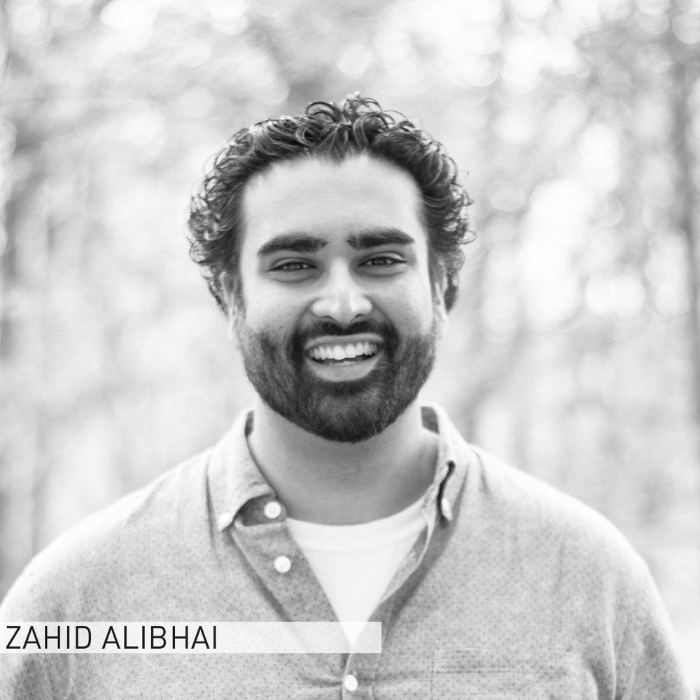 Zahid Alibhai