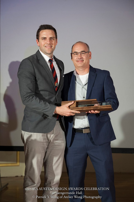AIA Austin 2017 Awards Celebration_Matt Fajkus_Honor Award_Photo by Atelier Wong Photography.jpg