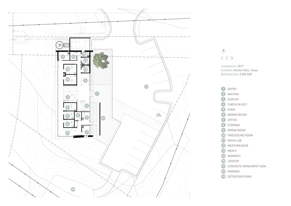 19 Westlake Dermatology Marble Falls by Matt Fajkus Architecture_Graphic plan.jpg