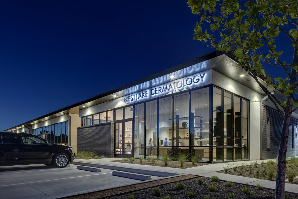 Westlake Dermatology Cedar Park by Matt Fajkus Architecture_exterior photo 4 by Charles Davis Smith.jpg