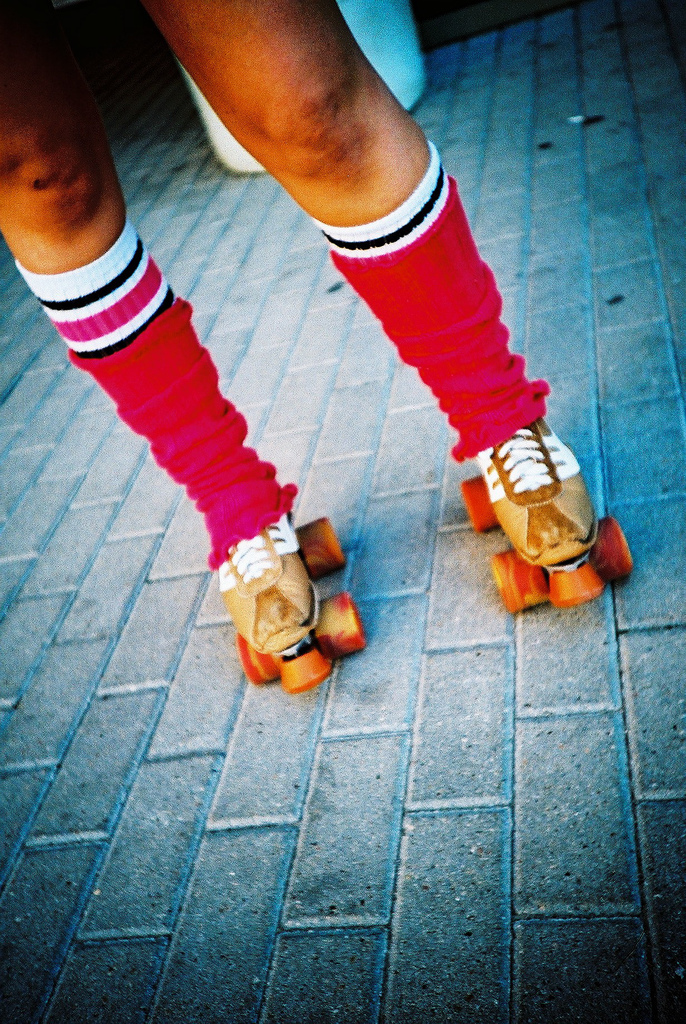 Roller Derby Rawks by Kris Krüg, on Flickr
