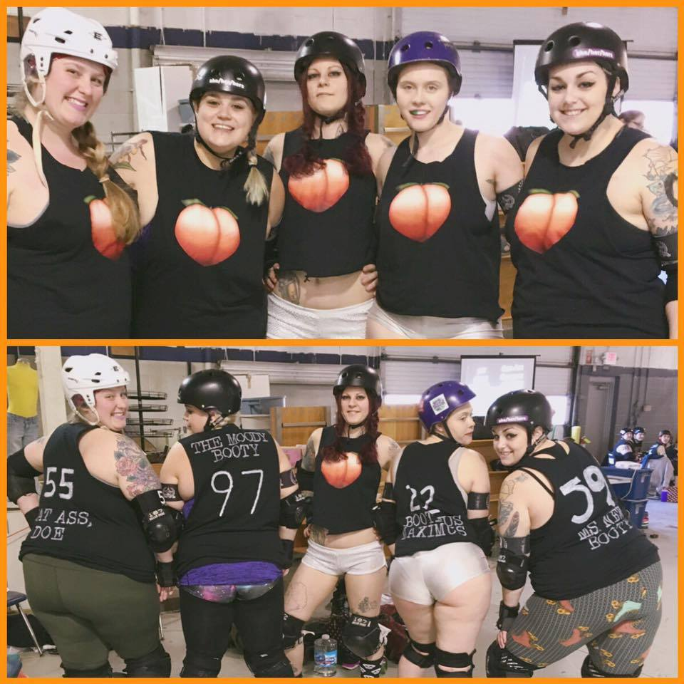Skorpion and the Big Booty Judies from Ann Arbor's 5-on-5 Tournament
