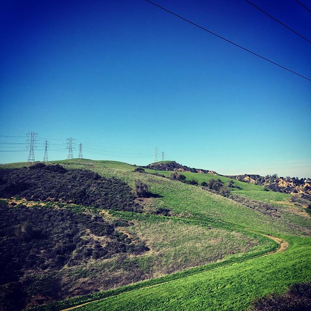 Green hills view from this week's open house. #telesproperties #VictorCurrieRealEstate #telesdomination #HaciendaHeights #realestate #sangabrielvalley