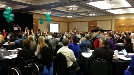 Vancouver CYMHSU conference, April 8-9, 2015