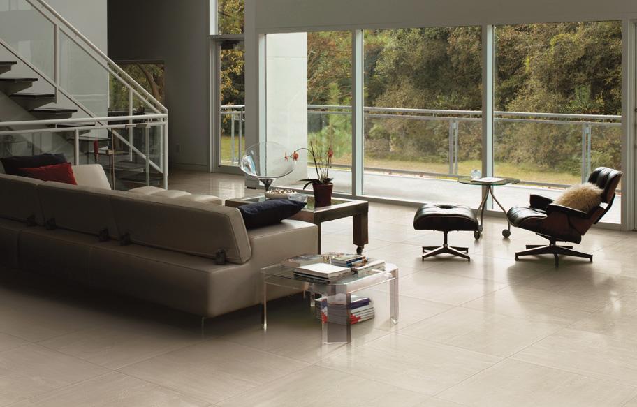 ceramique beige salon moderne design montreal laval blainville rosemere