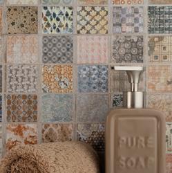 tile porcelain mosaic various colours laval montreal blainville rosemere