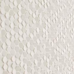 tile porcelain soligo white hexagone laval montreal blainville rosemere