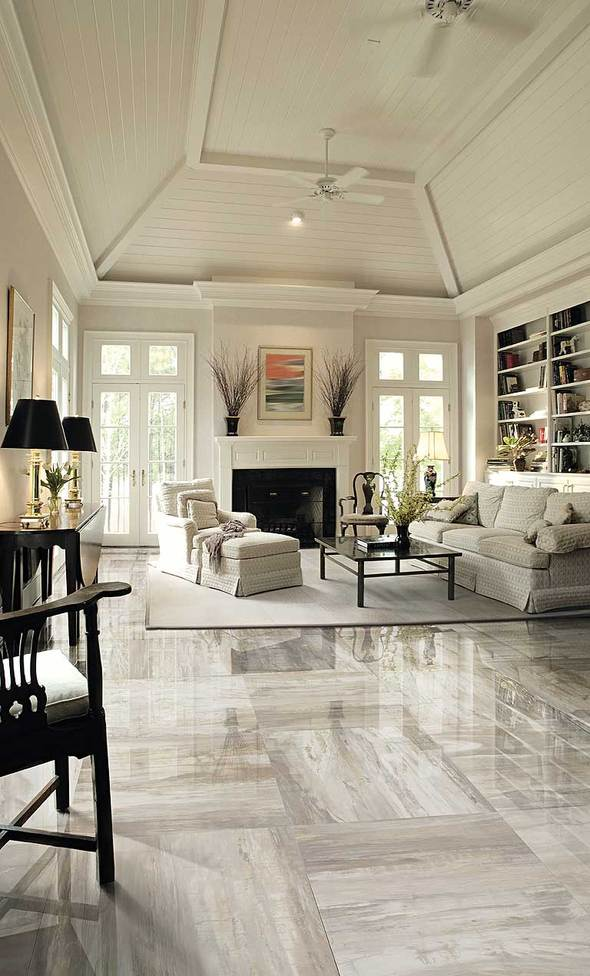 Tile living room Robus Stonewood