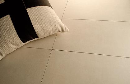 Céramique de plancher porcelaine émaillée cemento