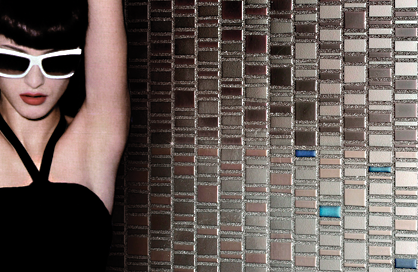 douche en céramique soligo murrinne métallique look moderne laval blainville rosemere montreal