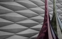 céramique laurentides losange gris