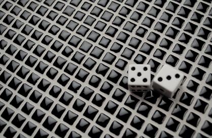 Céramique Lorraine noir petit carreau