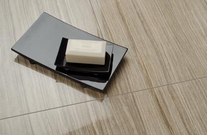 ceramique brune beige laval savon