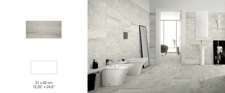 tile shower large bathroom soligo laval blainville rosemere montreal