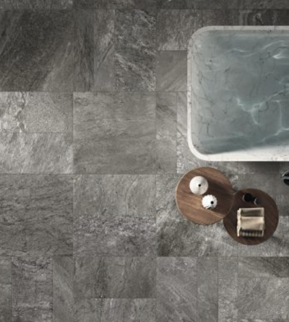 Ceramique plancher pierre stonemix