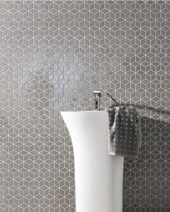 La Tuilerie Rive-Nord ceramique mur cubica mirabel
