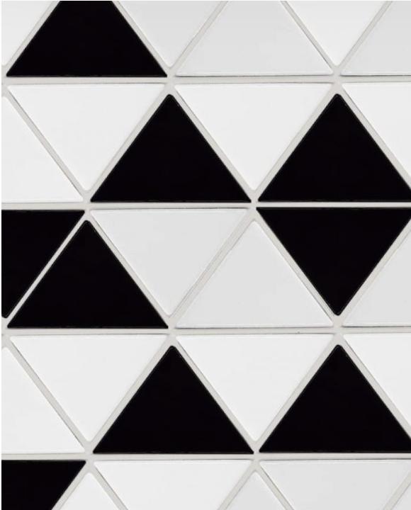 La Tuilerie Rive-Nord ceramique mur noir blanc terrebonne flatmarquis