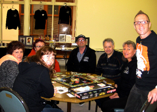 Our July 21 retro board games day was a fun event with plenty of laughs!