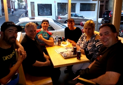 Our Feb 7 Foodies meet-up was a fantastic evening of fun and great conversation, not to mention the tasty food at Burger Theory!
