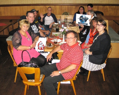 Our March 21 foodies event for our Galactic Gourmets at The SA German Club in Adelaide's CBD was a great night for all members, with fun conversation and tasty food on offer!