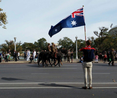 April 25 - Our ANZAC Day meet-up to pay tribute to all servicemen and women that have and are serving our great nation.