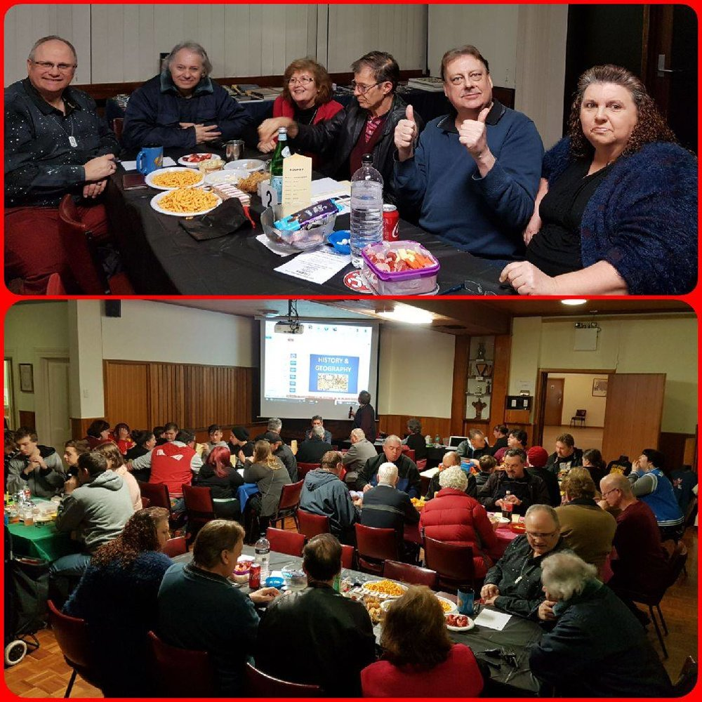 August 12 - We're one of Adelaide's zaniest quiz nights and this year was no exception. Our attending audience had a fantastic time!
