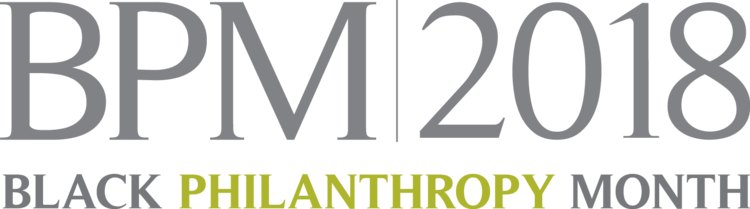 Black Philanthropy Month