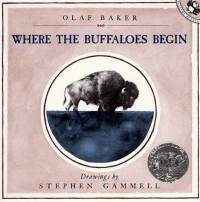 1982_Where the Buffaloes Begin by Olaf Baker.jpg
