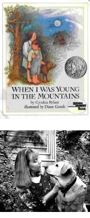 1983_When i Was Young in the Mountains by Cynthia Rylant.jpg