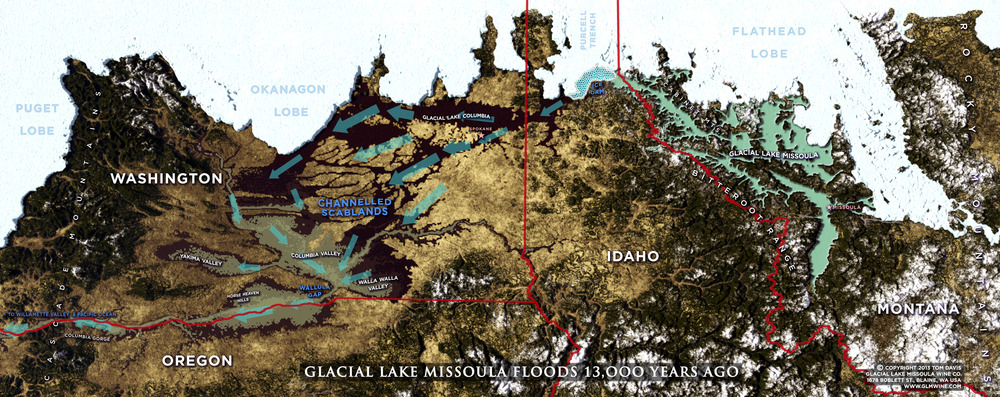 Our map of the GLM Floods