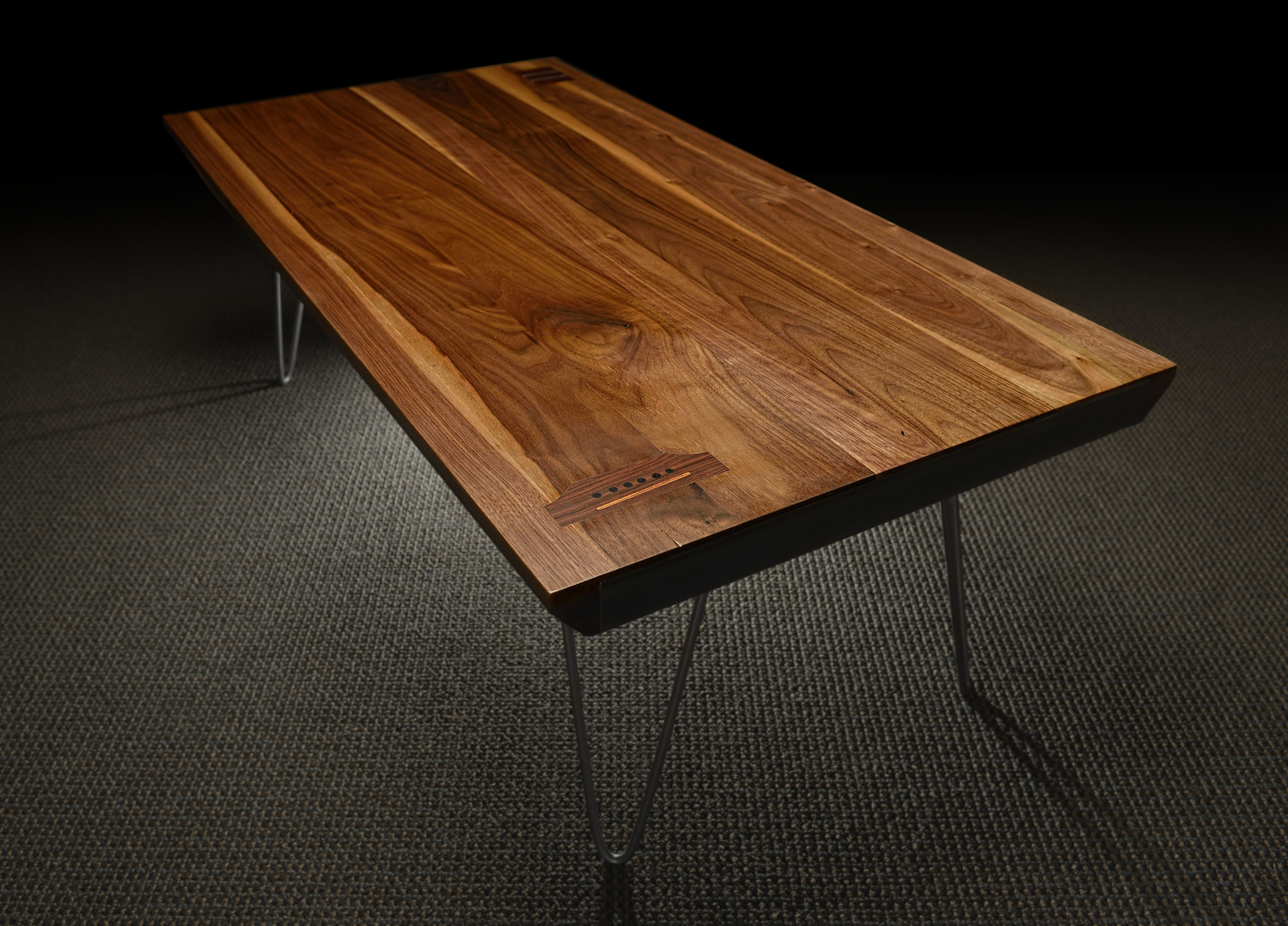 nick de partee coffee table — vibe reclaimed works