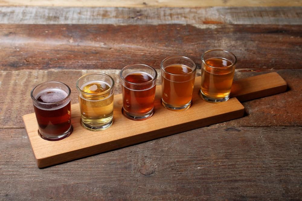 Beer Flight Paddle
