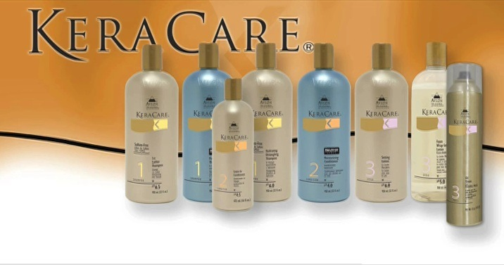 KeraCare Conditioning Hair System